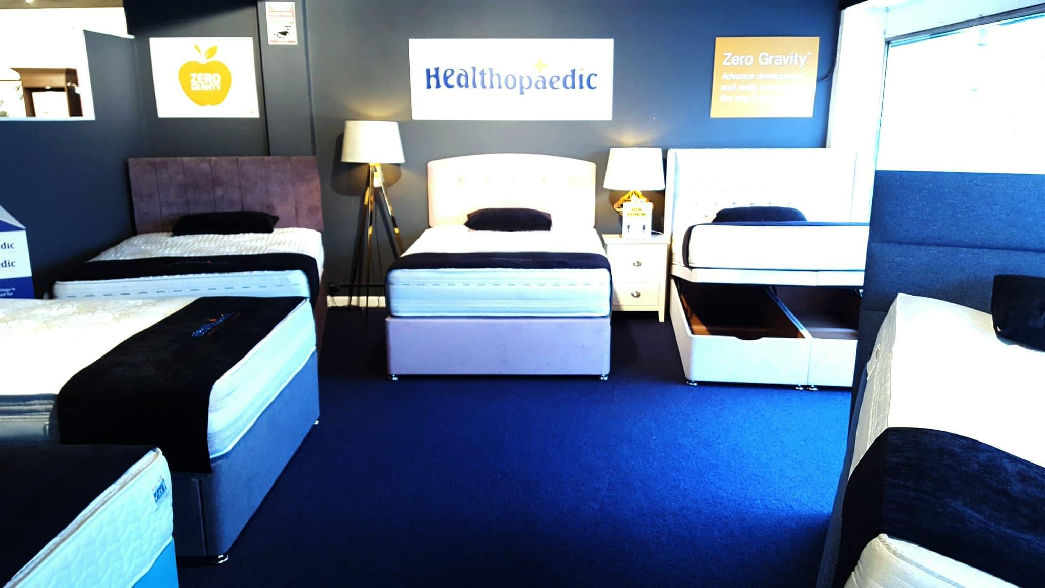 Healthopaedic Beds