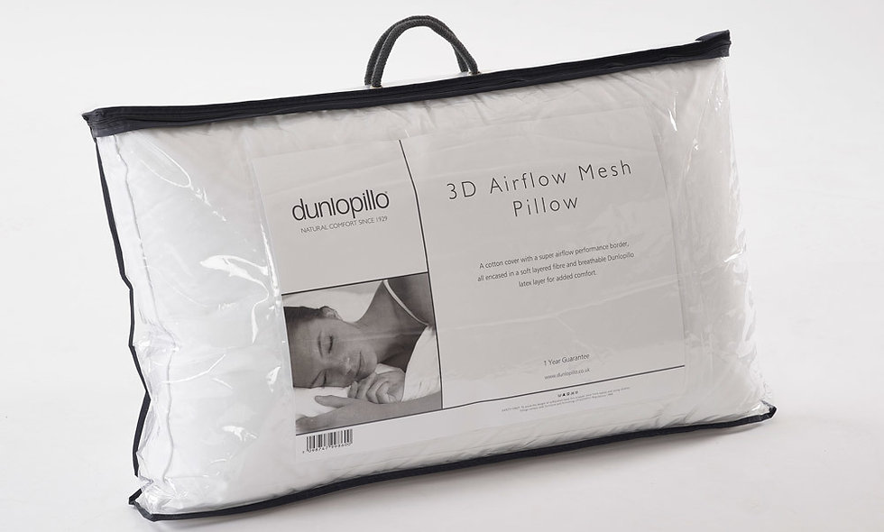 Dunlopillo 3D Airflow Mesh Pillow