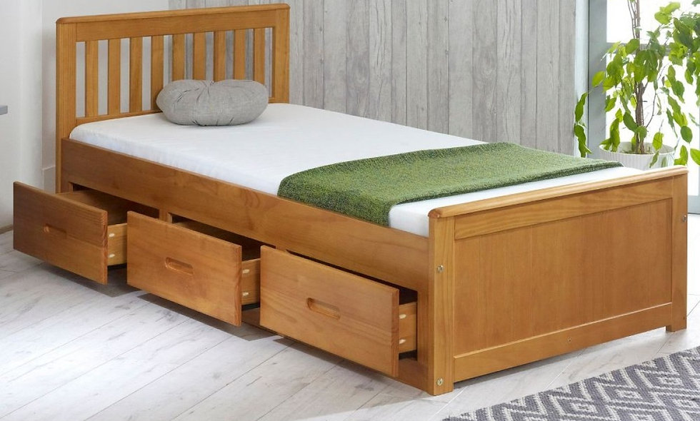 Cruise Storage Bed