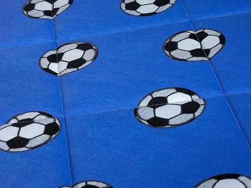 Candy Mattress Football Blue