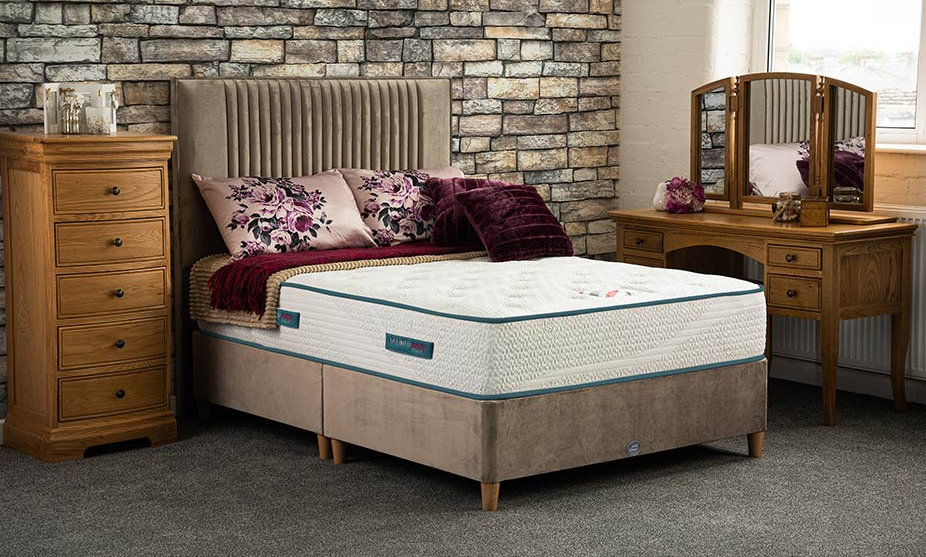"Tabitha 1000 6'0"" Superking Mattress"