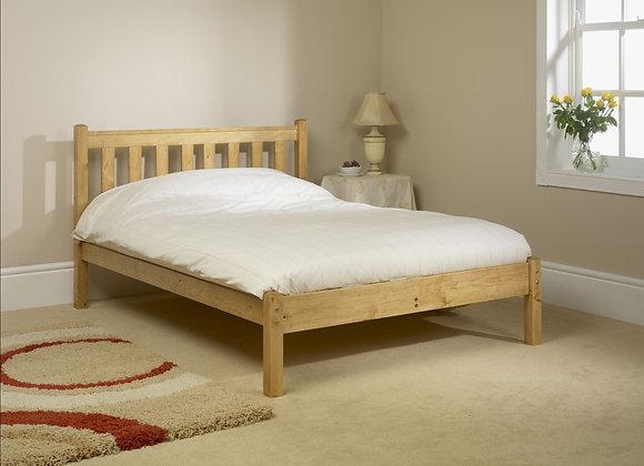 """Shaker 5'0"""" Kingsize Bed Frame"""