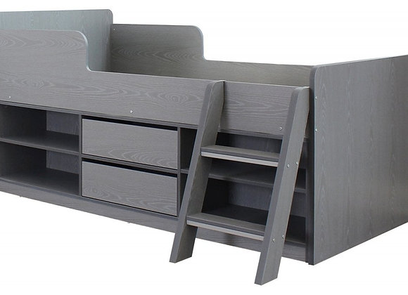 Low Sleeper Storage Bed