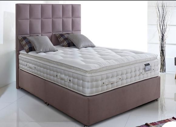 """Pillowtop 5000 5'0"""" Kingsize Mattress"""