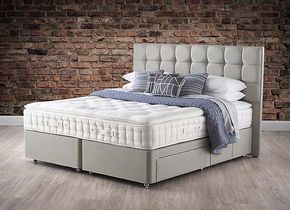 """Pillow Top Aurora 4'0""""/4'6"""" Double Mattress"""