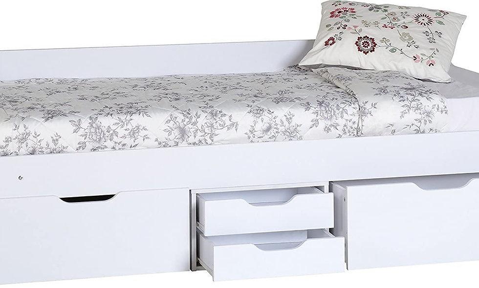 Daniel Storage Bed