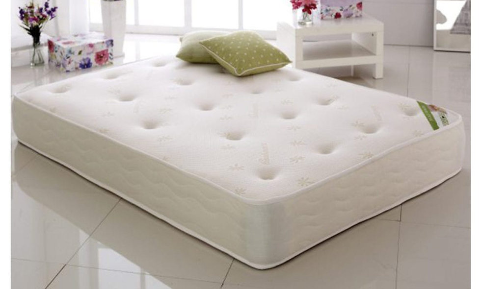 "5'0"" Kingsize Memory Pocket 1000 Mattress"