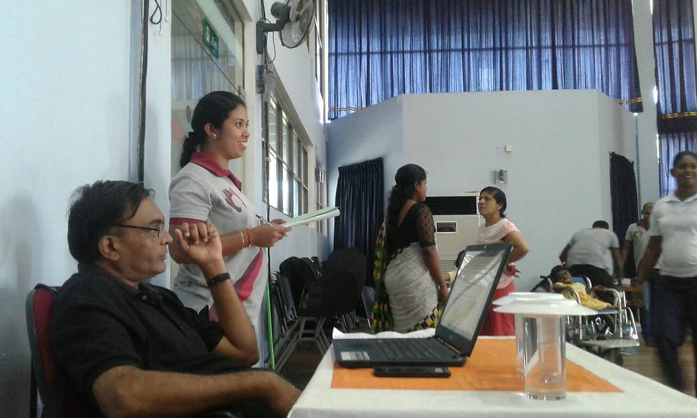 Dr. Ravindra Ranasinha, Sri Lanka, ethnodramatherapy, research, drama therapy