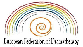 Logo of the Dramatherapy Association in the European Union