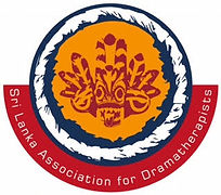 Logo of the Dramatherapy Association in Sri Lanka