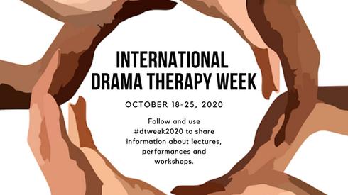 International Drama Therapy Week 2020