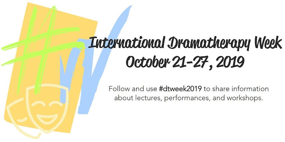 International Dramatherapy Week