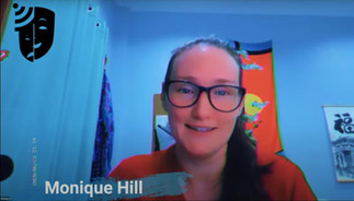 South Africa: Exploring Drama Therapy Online- Monique Hill