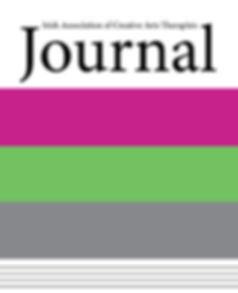 Creative Arts Therapies journal cover, Ireland