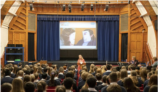 UK: Entry about the Profession of Dramatherapy Wins NHS Schools Competition