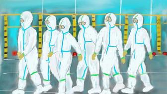 USA: Nisha Sajnani- The art of creating amid a global catastrophe