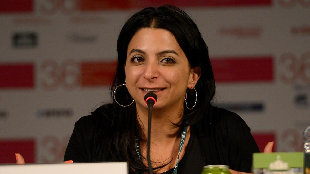 Zeina Daccache's 'Scheherazade's Diary', prison, therapeutic theatre, documentary film