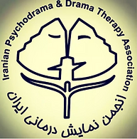 Logo of the Drama Therapy Association in Iran