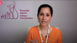 KUWAIT: Intisar Foundation- Women, War, Mental Health, and the Quest for Peace- UN75Talk Webinar Dis