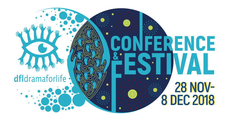 Drama for Life conference and festival, South Africa, Johannesburg, 2018