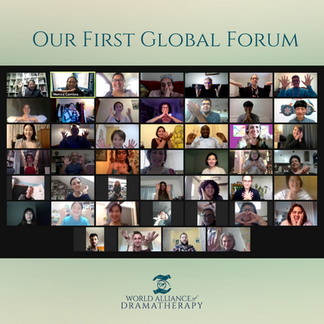 Our First Global Forum