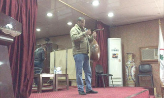 Iraq: Drama therapy is emerging as a  treatment of trauma and depression