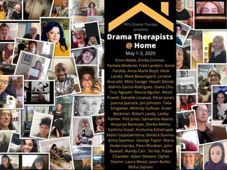 International Performance: Drama Therapists @ Home
