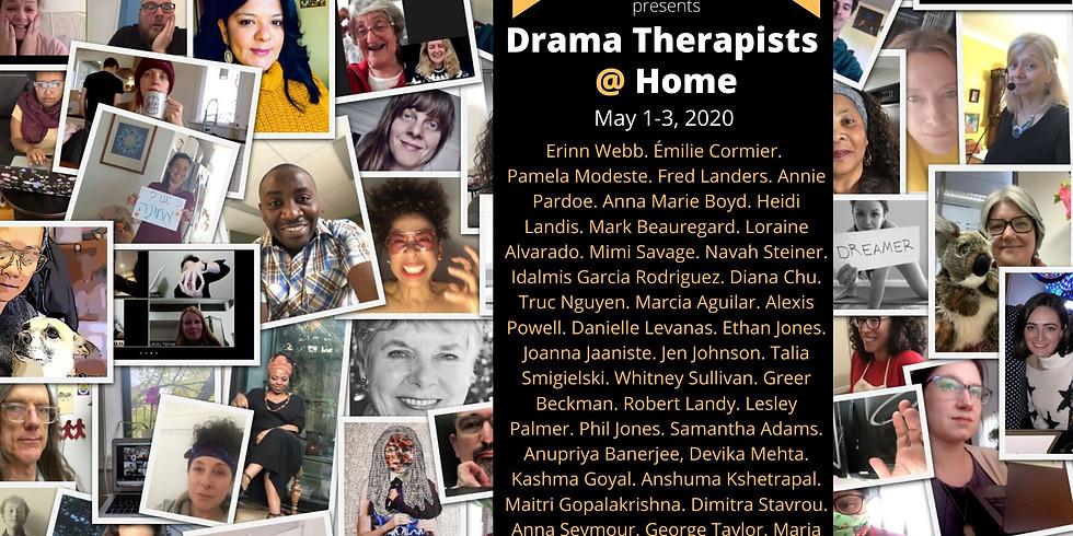 International Performance: Drama Therapists @ Home