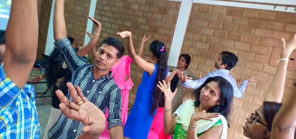 Sri Lanka, Dramatherapy Day, Expression Emotions