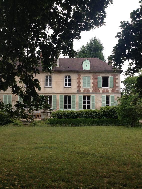Chateau de Sacy