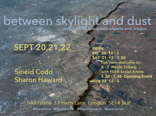 Between Skylight & Dust