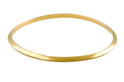 Theorem bracelet golden brass