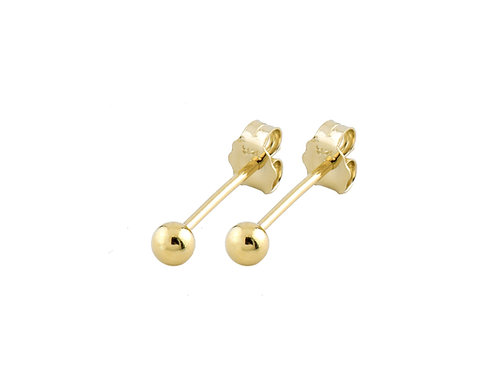 Ring earrings 18k gold