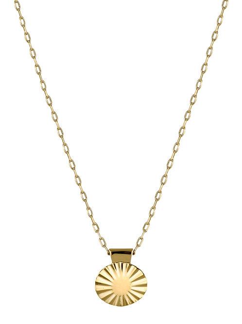 Ellipse necklace 2 18kt gold - Collier Ellipse 2 or 18ct