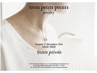 17th december - Private sales