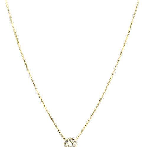 Saturne necklace 2 18kt gold - Collier Saturne 2 or 18ct
