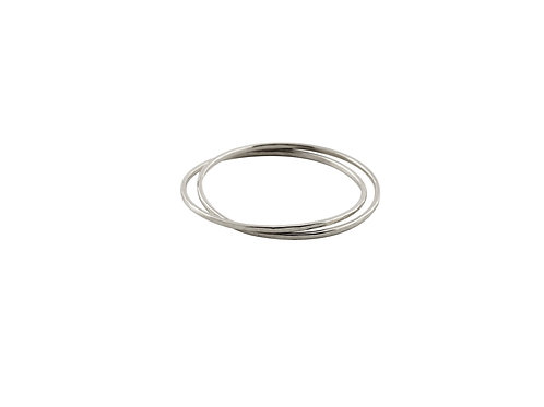 Welt ring  18kt gold - Bague Welt or 18ct