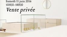 Private sales on saturday june, 11 at 55, rue Notre-dame de Nazareth, Paris, 3e
