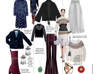 On the dot - Elle Canada
