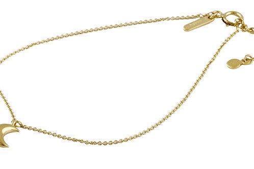 Lune bracelet 18kt gold - Bracelet Lune or 18ct