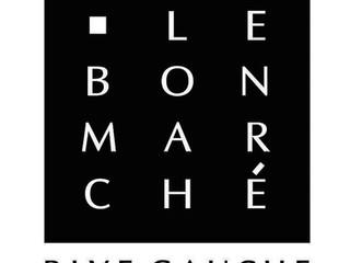 Paris exhibit at Le bon Marché