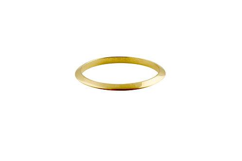 Theorem ring S golden brass