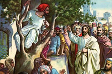 The Story of Zacchaeus