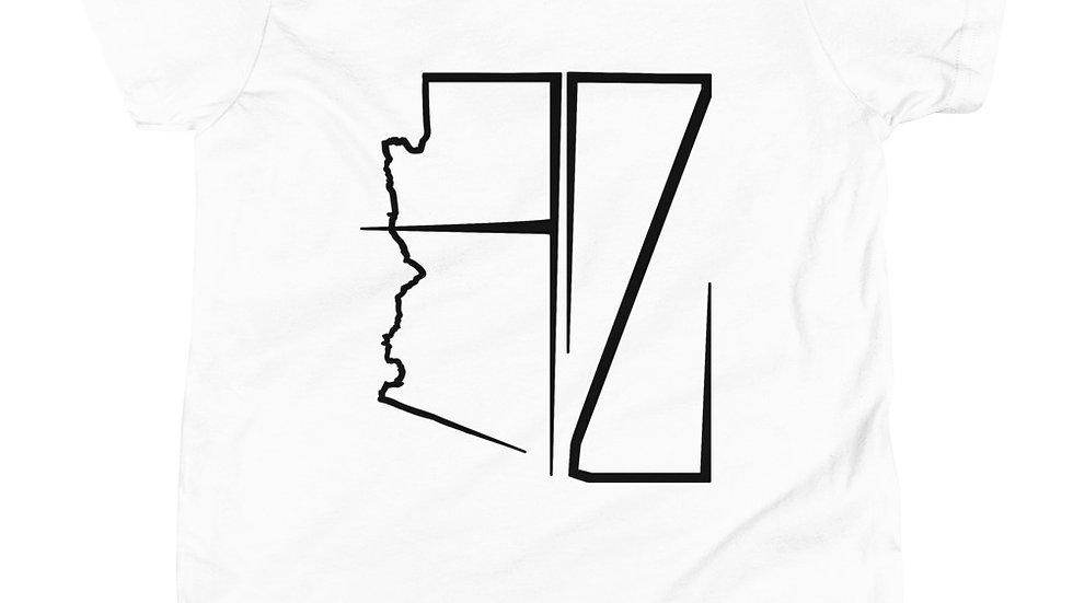 AZ Youth Short Sleeve T-Shirt