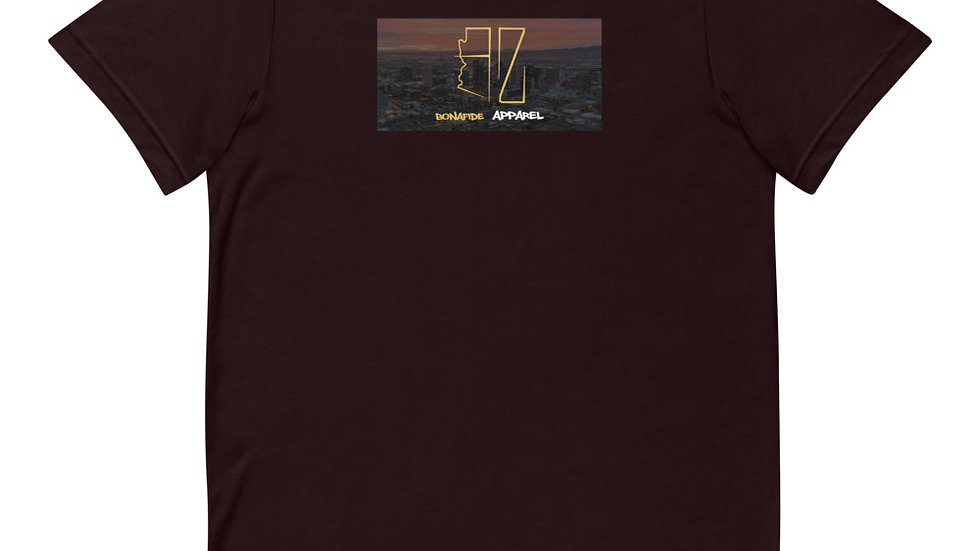 AZ Skyline Short-Sleeve Unisex T-Shirt