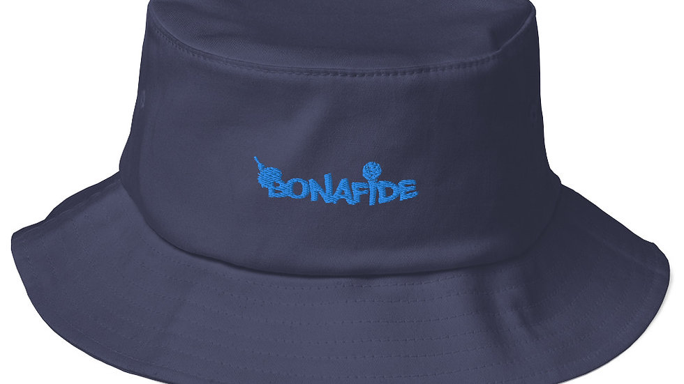 Old School Bonafide Bucket Hats