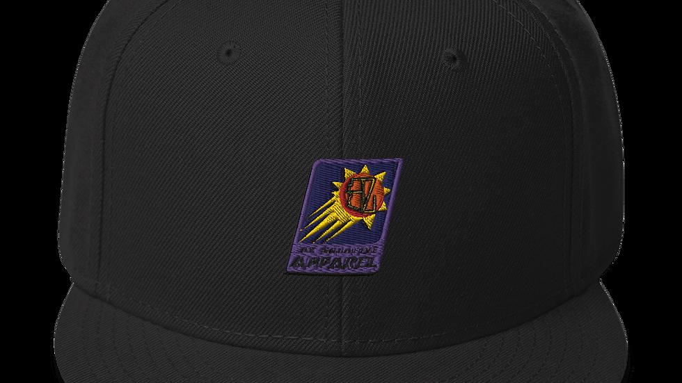 Phoenix Suns Themed AZ Snapback Hat