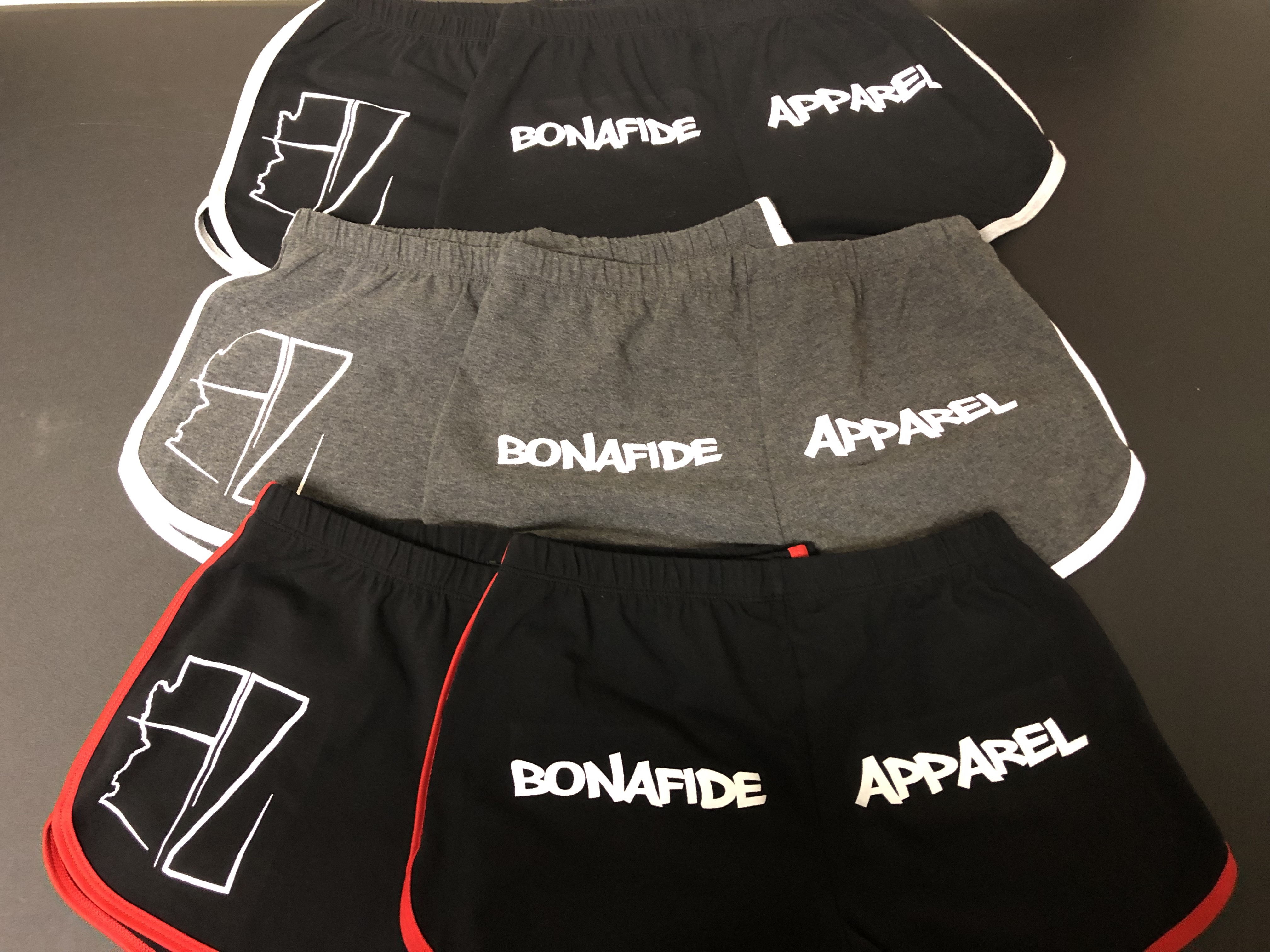 Lady AZ Workout Shorts
