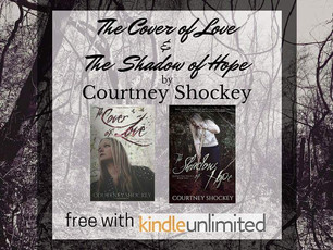 The Cover of Love and The Shadow of Hope are free on KindleUnlimited!