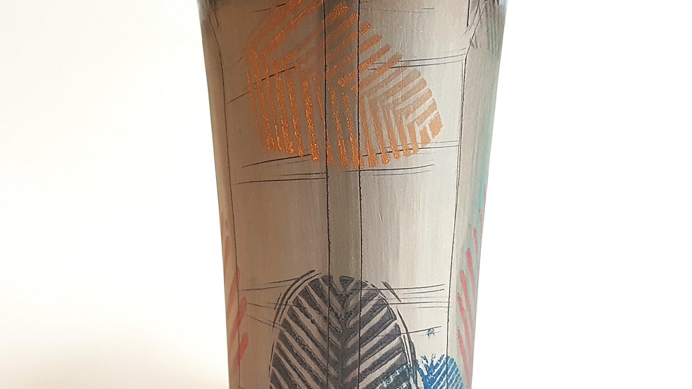 Tall Woodland Tumbler #9